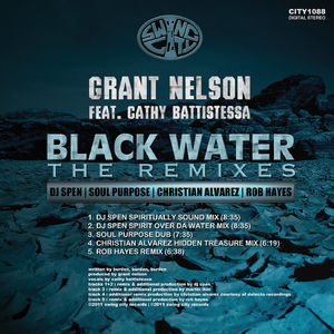 Black Water (Christian Alvarez Hidden Treasure Mix)