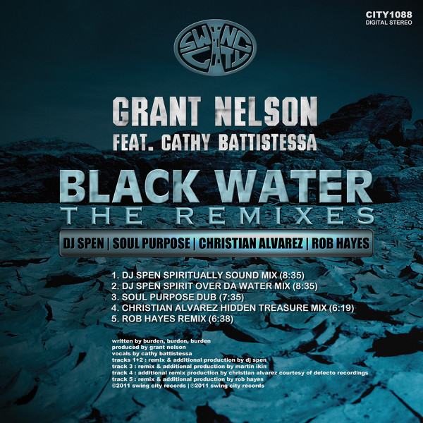 Black Water (The Remixes)