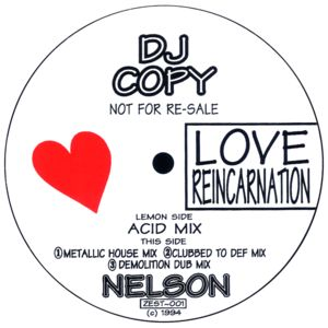 Love Reincarnation (Metallic House Mix)