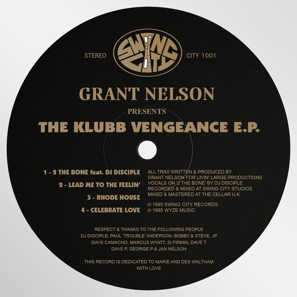 The Klubb Vengeance EP