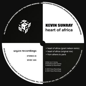 Heart Of Africa (Grant Nelson Remix)