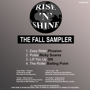 The Fall Sampler