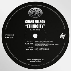 Ethnicity Part Two (Club Mix)