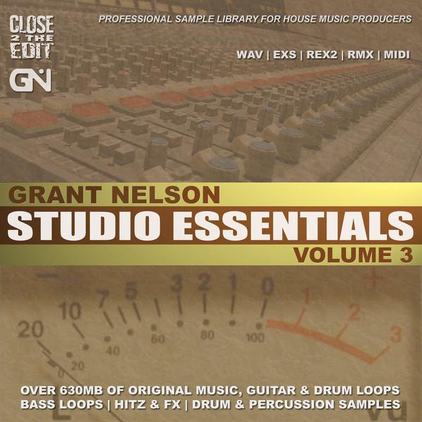 Studio Essentials Volume 3