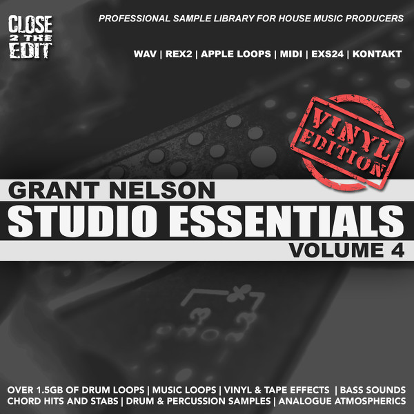Studio Essentials Volume 4