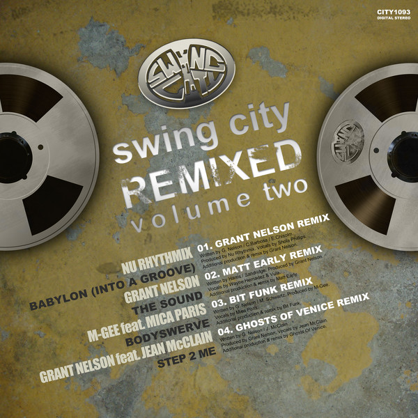 Swing City Remixed Volume Two